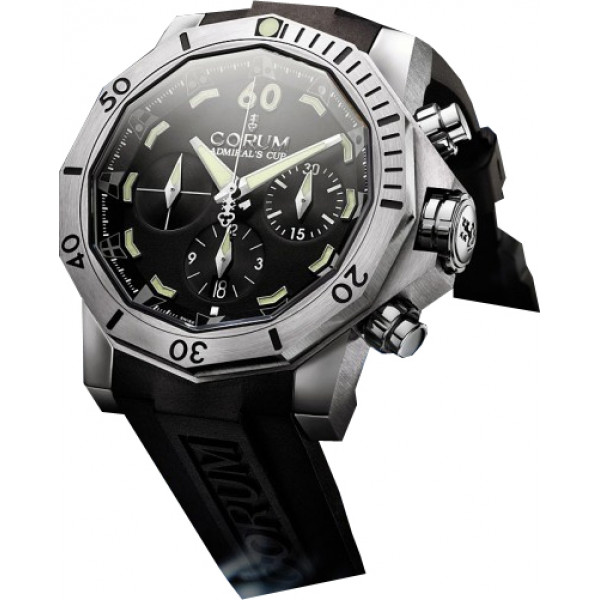 Corum watches Seafender Chrono Dive