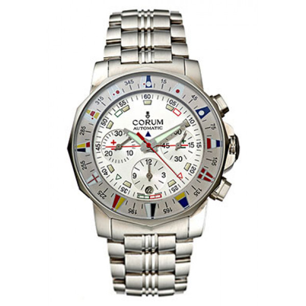 Corum watches Admirals Cup Chronograph