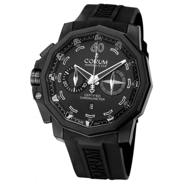 Corum watches Admiral`s Cup Seafender Chrono LHS 50