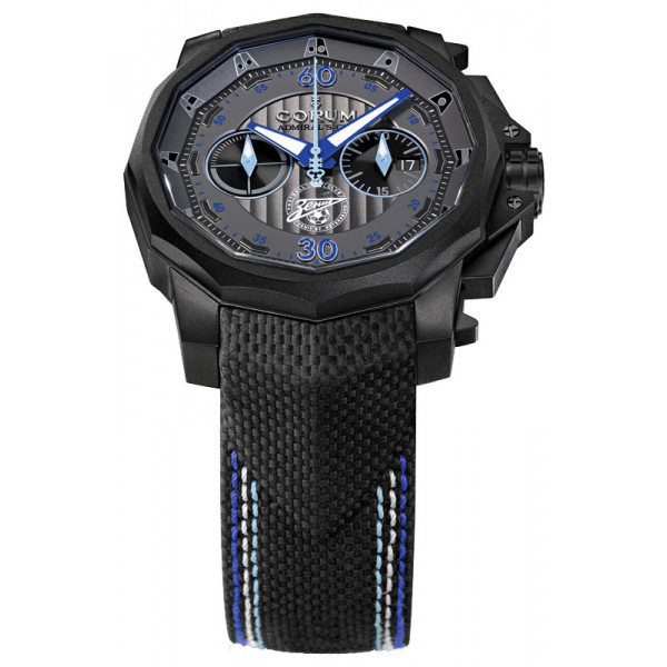 Corum watches Challenge 48 FC Zenit Chronograph Limited Edition 40
