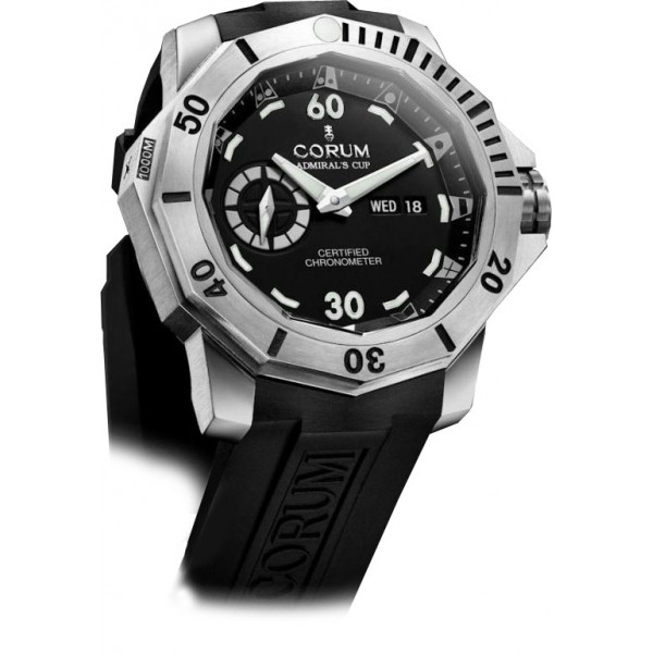 Corum watches Admiral's Cup Deep Hull 48  Limited Edition 500