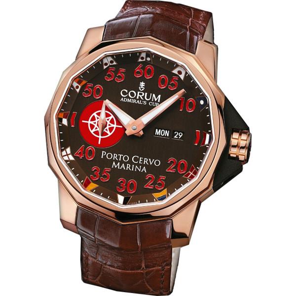 Corum watches Admiral`s Cup 48 Porto Cervo Marina Limited