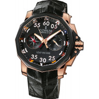 Corum watches Admiral`s Cup Leap Second 48 RG