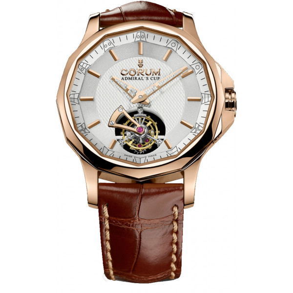 Corum watches Admiral's Cup Legend Tourbillon Micro-Rotor 42 Limited Edition 15