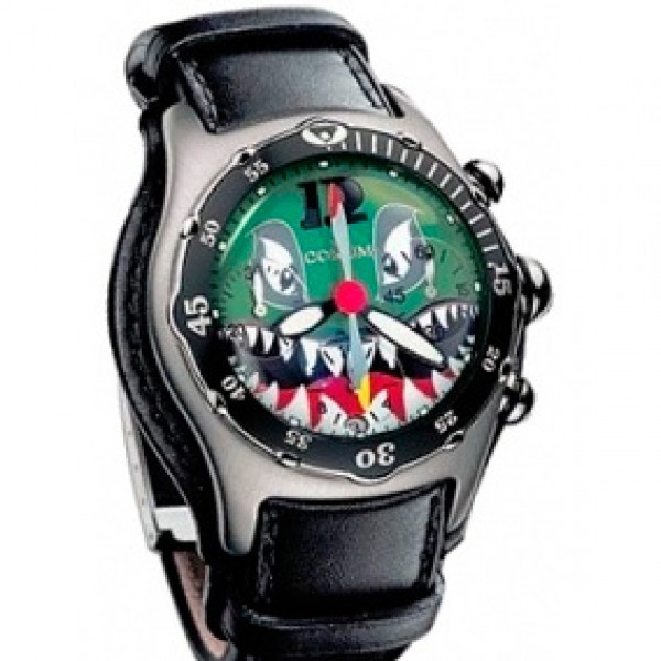 Corum watches Bubble Dive Bomber Chronograph Limited