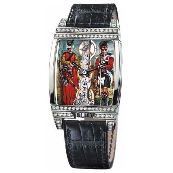 Corum watches Corum Golden Bridge Napoleon Limited Edition 50
