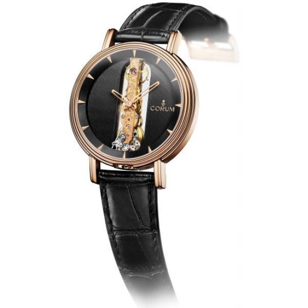 Corum watches Round Golden Bridge Limited Edition 75