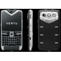 Vertu Constellation Quest Steel Sapphire Black
