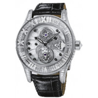Corum watches Romvlvs Billionaire Tourbillon
