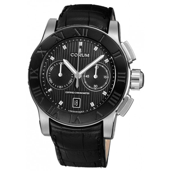 Corum watches Romvlvs Chronograph