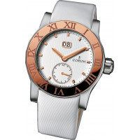 Corum watches Romulus  Large date White