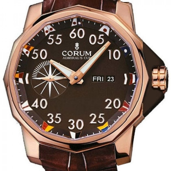 Corum watches Admirals Cup Competition 48