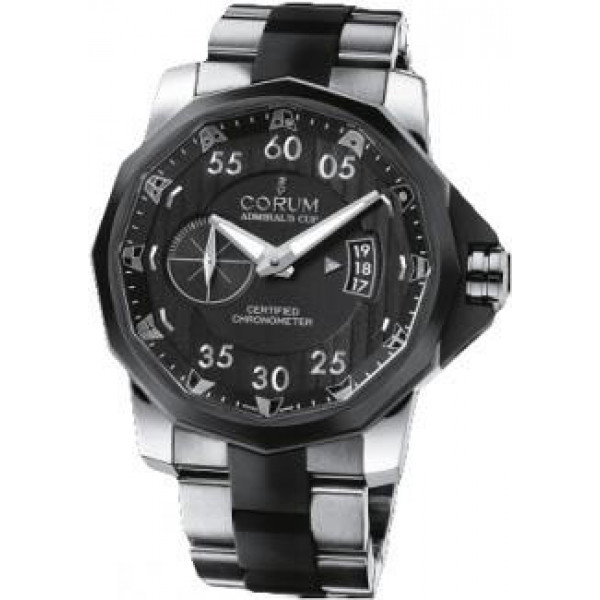 Corum watches Black Competition 48