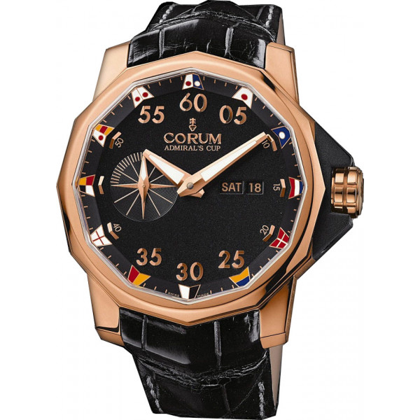 Corum watches Admiral Cup Competition 48 RG