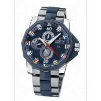 Corum watches Admiral`s Cup  Tides 48