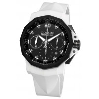 Corum watches Admiral`s Cup Challenger Chrono Rubber 44