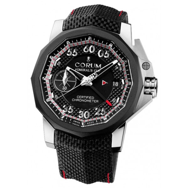 Corum watches Admiral`s Cup Seafender Chrono Centro 44