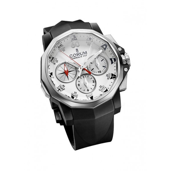 Corum watches Admiral's Cup Black Split-Seconds 44 Limited
