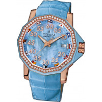Corum watches Admiral`s Cup Competition 40 RGBlue