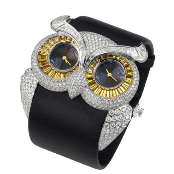 Chopard watches High Jewellery Owl Limited Edition 15