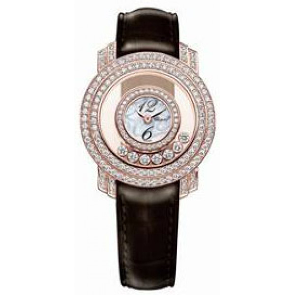 Chopard watches Happy Diamonds