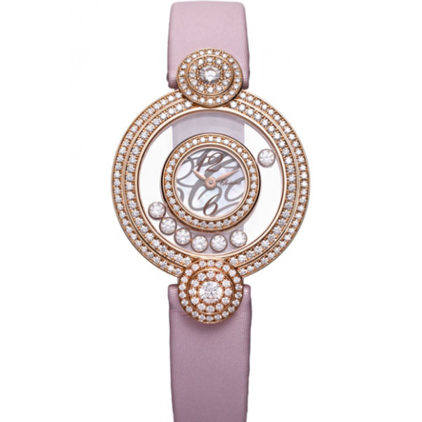 Chopard watches Happy Diamonds 150th Anniversary Edition