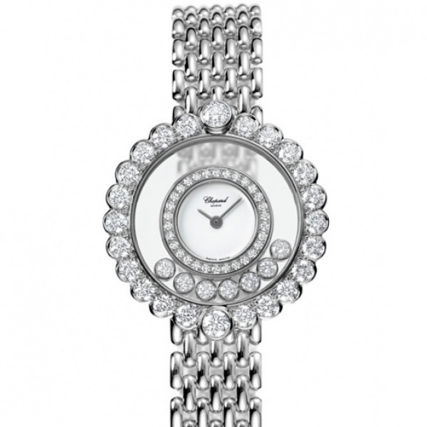 Chopard watches Happy Diamonds Round