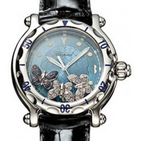 Chopard watches Happy Fish Butterflies