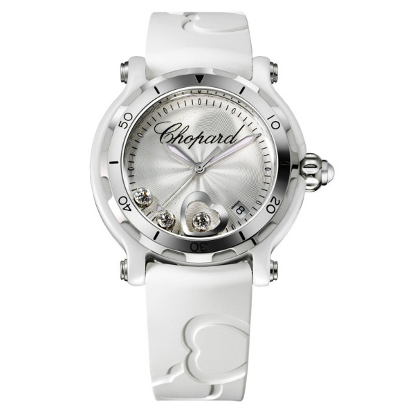 Chopard watches Happy Sport Heart Limited Edition 1000