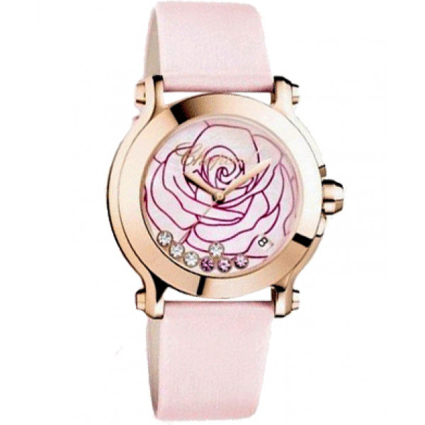 Chopard watches La Vie En Rose Limited Edition 250