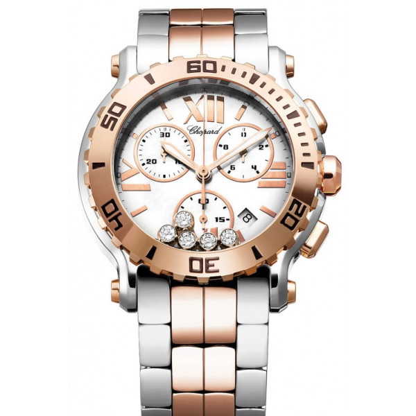 Chopard watches Round Chronograph Ladies