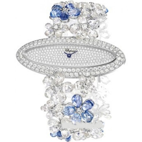 Chopard watches Delicate Sapphire and Diamond Watch