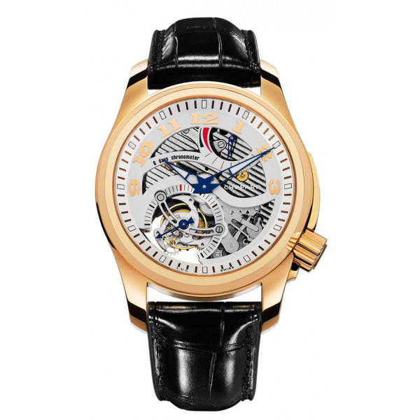 Chopard watches Tourbillon Tech Twist Limited Edition 100