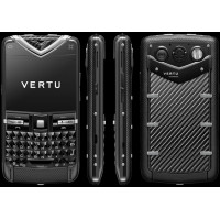 Vertu Constellation Quest Steel PVD Carbon