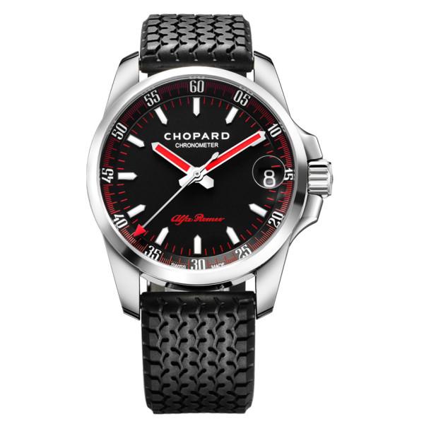 Chopard watches Gran Turismo XL Alfa Romeo Limited Edition 500