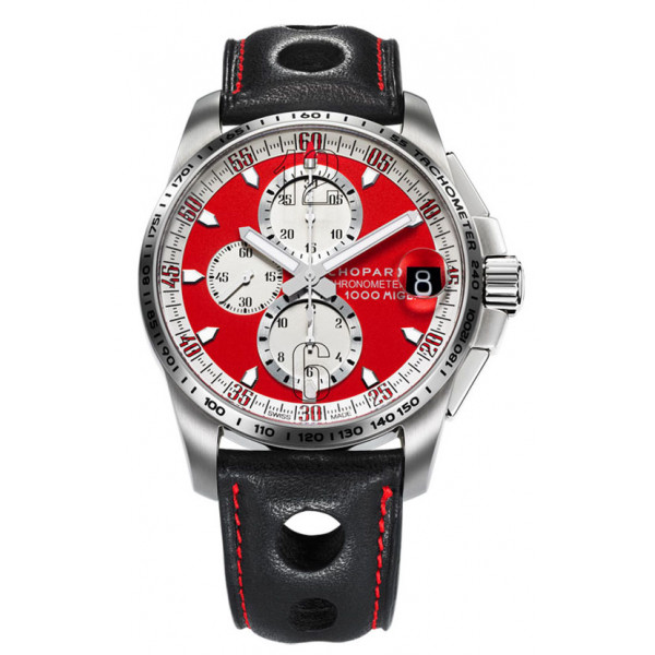 Chopard watches GT XL Chrono Rosso Corsa Limited Edition 1000