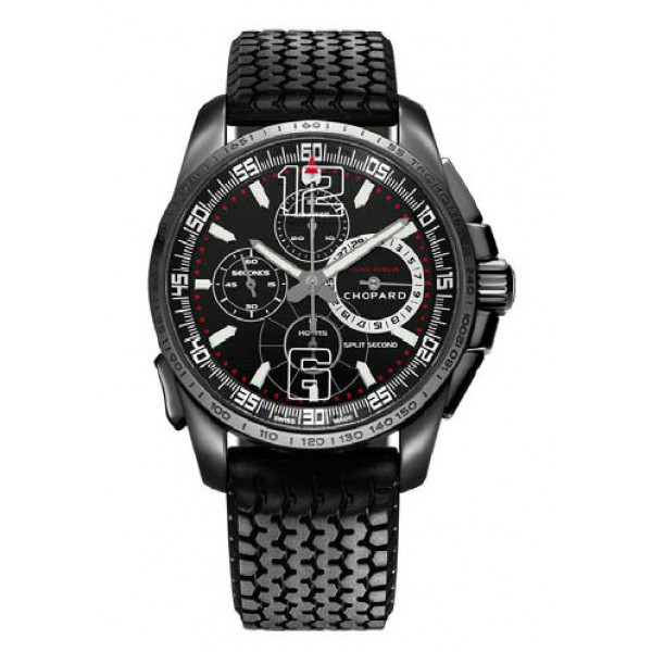 Chopard watches GT XL Chronograph Split Second Speed Black Limited Edition 1000