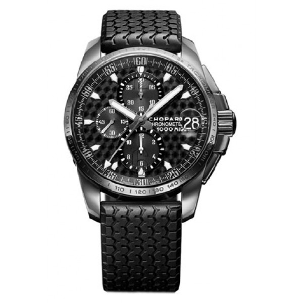 Chopard watches GT XL Chronograph Speed Black Limited Edition 1000