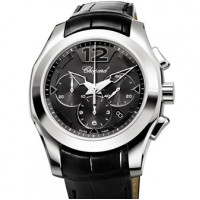 Chopard watches New Elton John Watch White gold Limited edition 2000