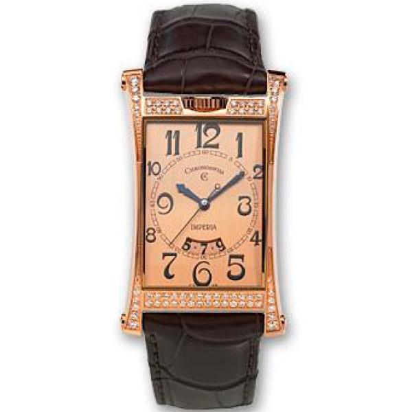 Chronoswiss watches Imperia (RG / Diamonds)
