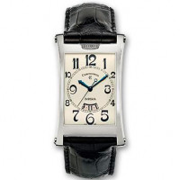 Chronoswiss watches Imperia (SS / Silver / Leather)