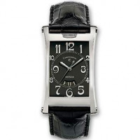 Chronoswiss watches Imperia (SS / Black / Leather)