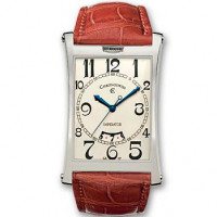 Chronoswiss watches Imperator (SS / Silver / Leather)