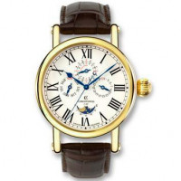 Chronoswiss watches Perpetual Calendar CH 1721 Brown