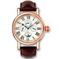 Chronoswiss watches Perpetual Calendar CH 1721 R Brown