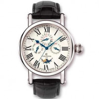 Chronoswiss watches Perpetual Calendar CH 1721 W Black