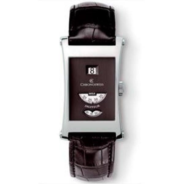 Chronoswiss watches Digiteur CH 1370 bk Black