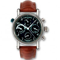 Chronoswiss watches Tora Chronograph CH 7423 bk Brown