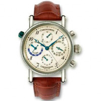 Chronoswiss watches Tora Chronograph CH 7420 Brown