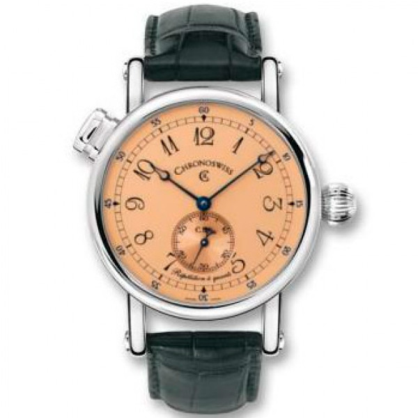 Chronoswiss watches Repetition a Quarts CH 1643 co Black
